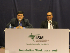 IISM Foundadtion Week 2017-2018