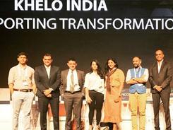 Founder-DirectorNilesh Kulkarni on the panel at FICCI Frames 2018