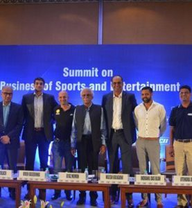 Summit on Business of Sports & Entertainment