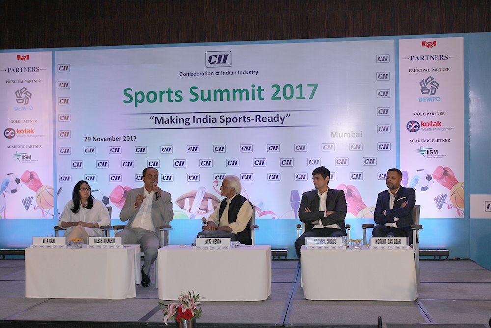 Sports Summit 2017   IISM World