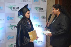 IISM Convocation 2015-2016