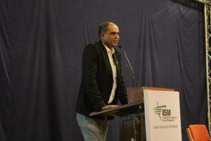 Nilesh Kulkarni at IISM Foundation Week 2017