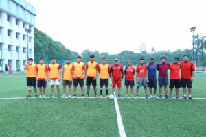 Football Tournament Team