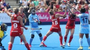 Indian Hockey Team holds off World Champions England with a draw