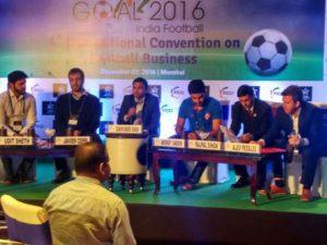 FICCI Goal 2016 India Football