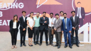 IISM At The IIT Bombay's E-Summit!