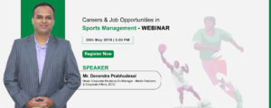 Webinar-on Career in Sports Management