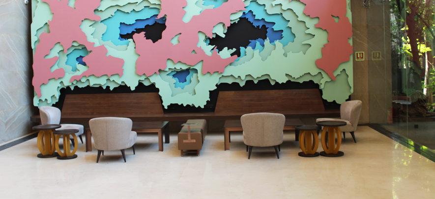 IISM New Hallway