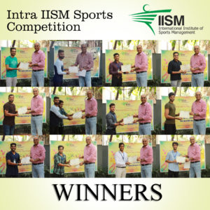 National Sports Day at IISM