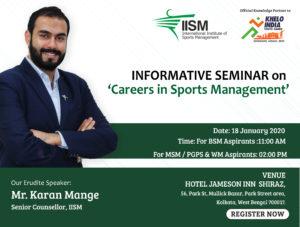 IISM Kolkata Seminar