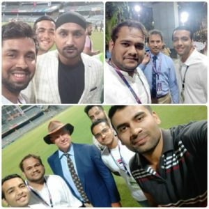 ODI match between India and Australia