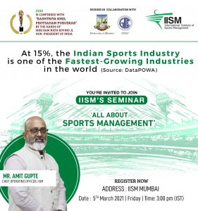IISM Seminar